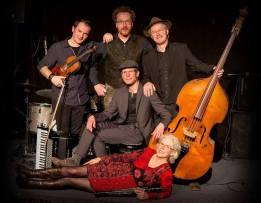 Itchy Kolo Gypsy-Klezmer Band
