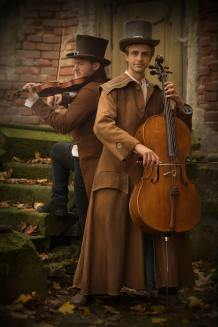Strings Duo with Jann Michael Engel